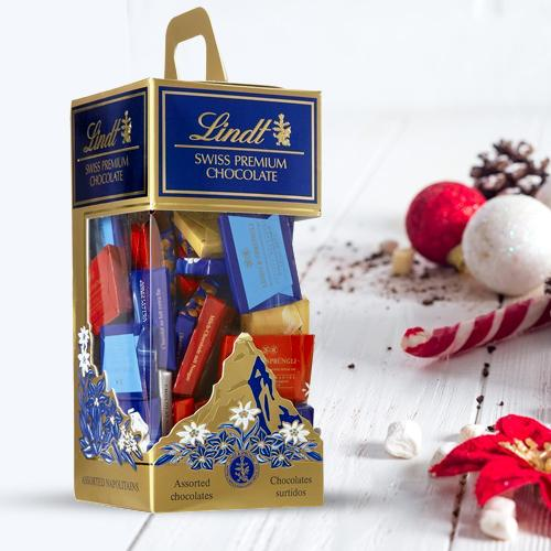 Special Lindt Swiss Chocolates