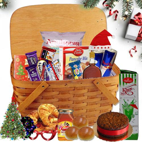 Convey Your Warmest Gratitude Christmas Hamper