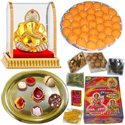 Exquisite Puja Gift Hamper