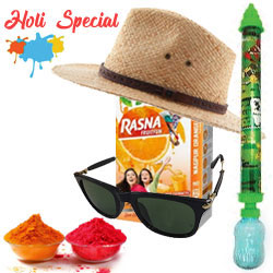 Attractive Holi Hamper