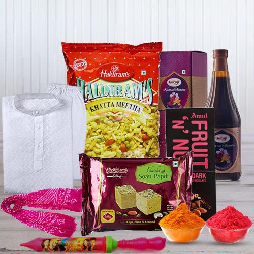 Mind Blowing Holi Gifts