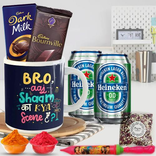 Delightful Holi Gifts for Dear Ones