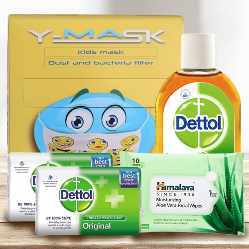 Marvelous Hygiene Gift Pack For Kids