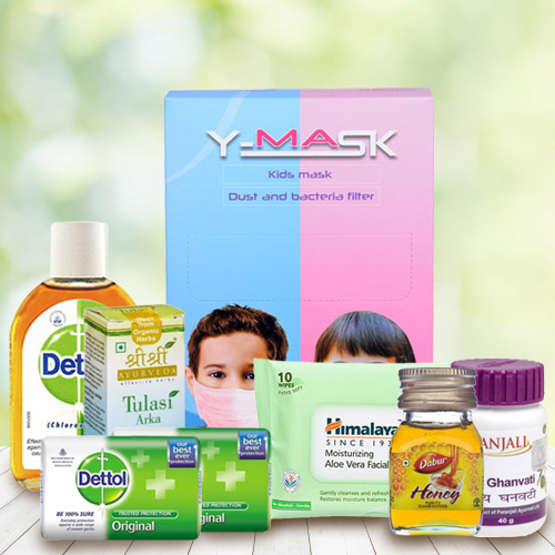 Superb Immunity Gift Pack for Kids