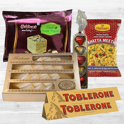 Haldirams Ambrosial Assortment