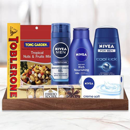 Remarkable Nivea Grooming Set