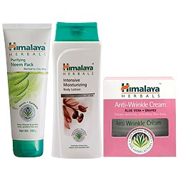Delightful Himalaya Herbal 3-in-1 Face pack