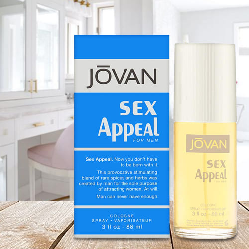 Amazing Jovan Sex Appeal for Men