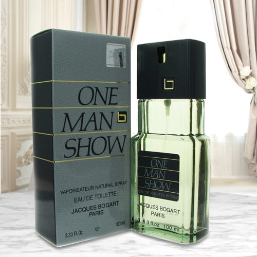 Exclusive Jacques Bogart One Man Show Perfume