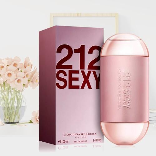 Amazing Carolina Herrera 212 Sexy Eau de Perfume for Women