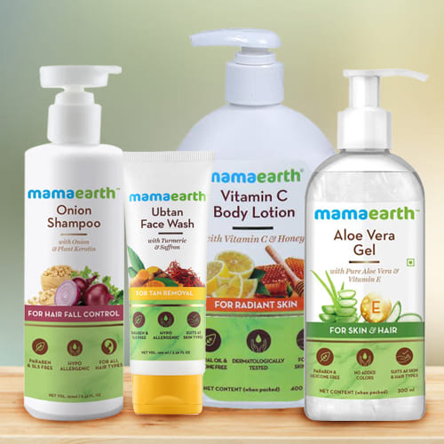 Splendid Mamaearth Body Care Hamper