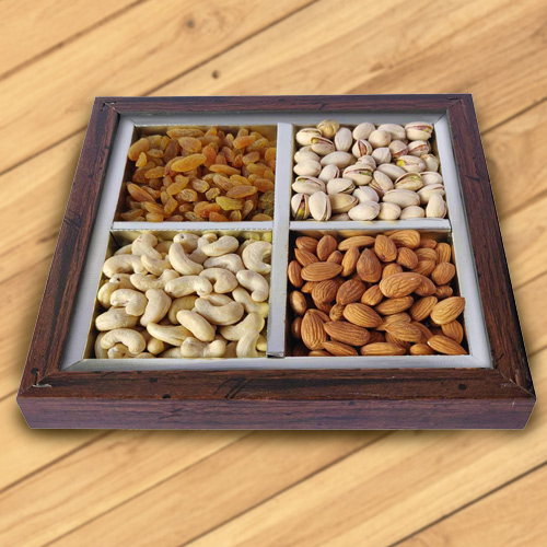 Yummy Dry Fruits Assemblage