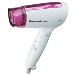 Exclusive Electric Hair Dryer from Panasonic for Beautiful Women