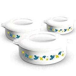 Milton Treat 3 Piece Casserole