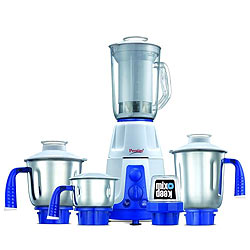 Eye-Catching Prestige Mixer Grinder Deluxe Plus VS with Happiness