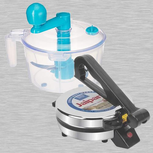 Exclusive Roti N Khakra Maker with Atta Maker