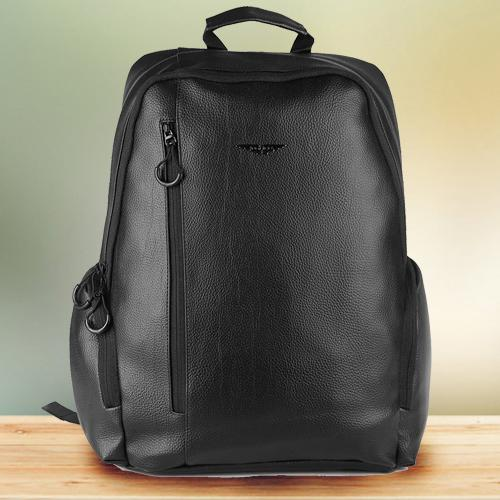 Exclusive Mens Black Bag-Pack from Police