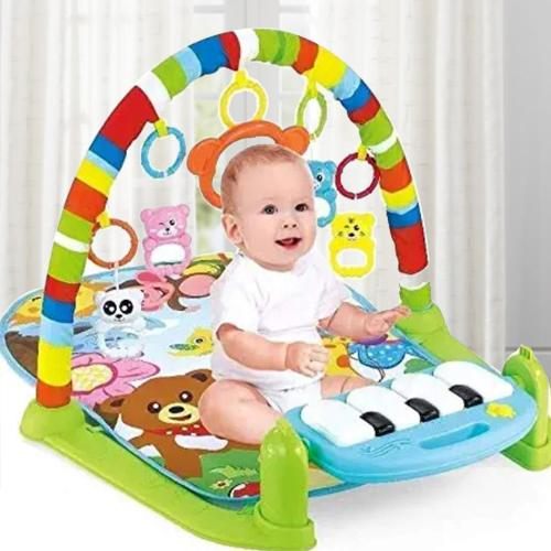 Exclusive Kick and Play Piano, Baby Gym and Fitness Rack