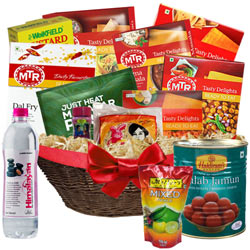 Nutritional North Indian Dinner Basket