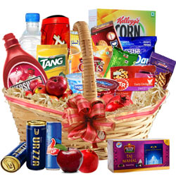 Exquisite Everlasting Love Breakfast Gift Hamper