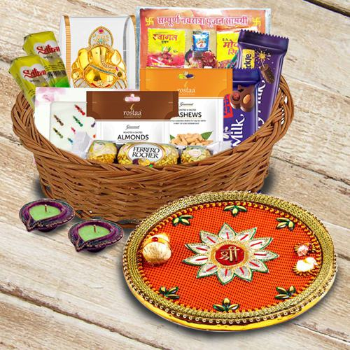 Auspicious Karwa Chauth Celebration Hamper