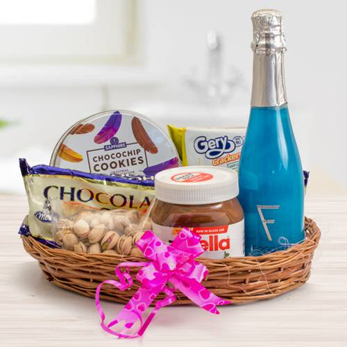 Exclusive Gourmet Basket Hamper