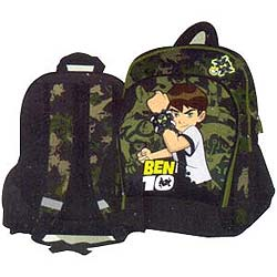 School Bag For Boys from Ben 10