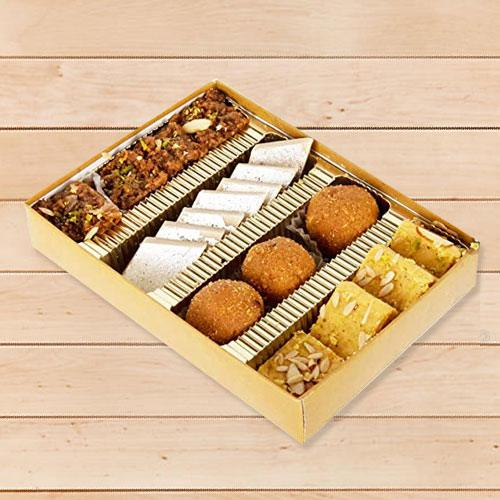 Fancied Indulgence Dil Khusal Sweets Box from Haldirams