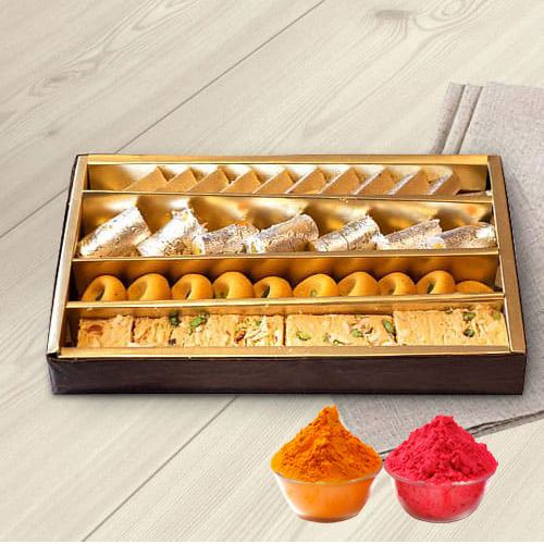 Mixed Sweets Box