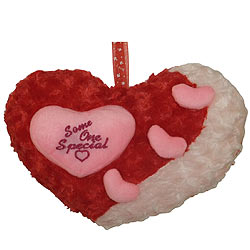 Wonderful Heart Shaped Cushion