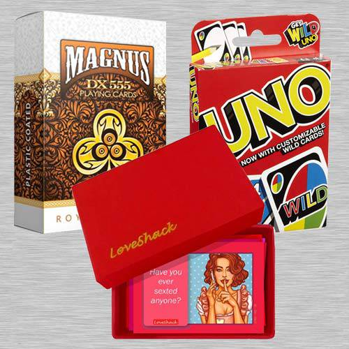 Exclusive Card Games Set for Adults