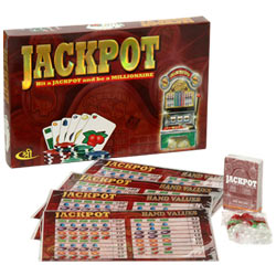 Wonderful Jackpot Board Game