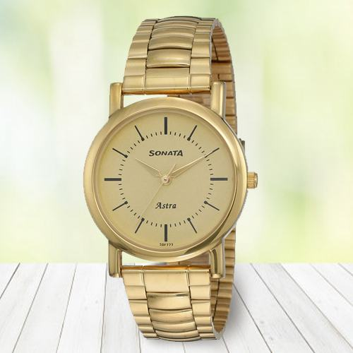 Amazing Sonata Analog Mens Watch
