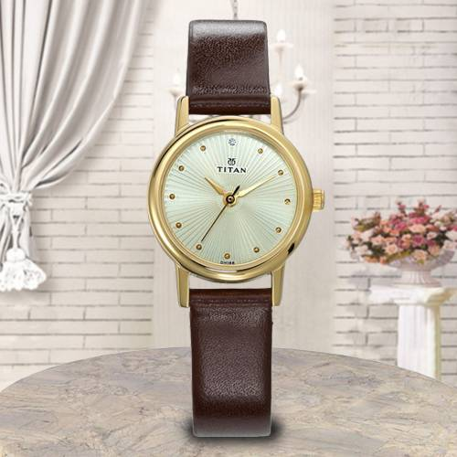 Exclusive Titan Karishma Revive Analog Womens Watch