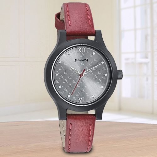 Marvelous Sonata Essentials Analog Womens Watch