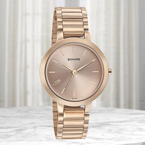 Marvelous Sonata Play Analog Womens Watch